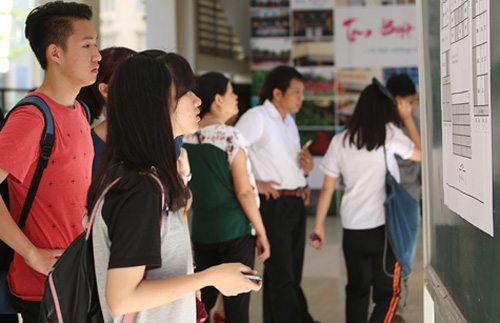 Bỏ điểm sàn ngành Sư phạm các trường có nâng được năng lực