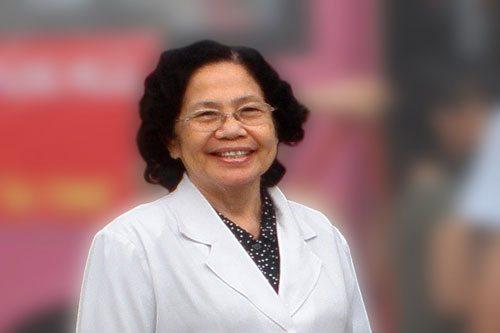 Thầy thuốc nhân dân Nguyễn Thị Ngọc Phượng - người đưa kỹ thuật thụ tinh trong ống nghiệm về Việt Nam