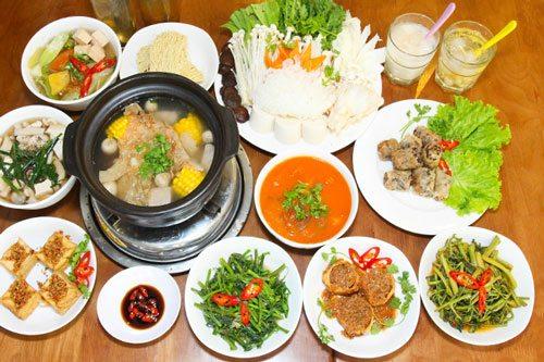 Ăn chay cần đa dạng các loại thực phẩm và dinh dưỡng