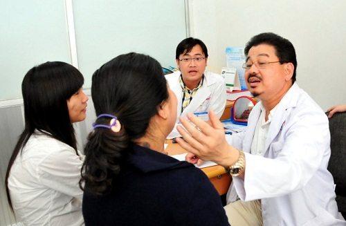 Lê Hành bác sĩ giỏi chuyên điều trị tai-mũi-họng