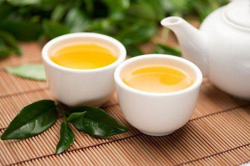 Bài thuốc đông y chữa trị viêm xoang bằng trà xanh