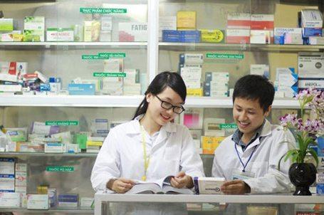 Học dược sĩ lương hập dẫn