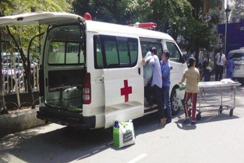 Những chuyến xe mang tinh người của Bệnh viện Chợ Rẫy