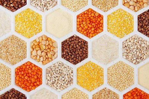Ngũ cốc giúp bé dễ ăn và cung cấp dinh dưỡng cho bé
