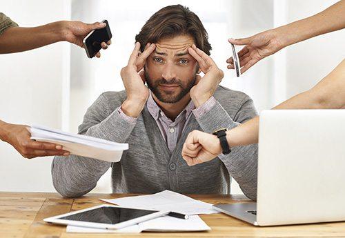 Stress là một trong những nguyên nhân khiến hệ miễn dịch suy giảm