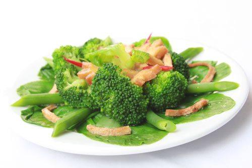 Lười ăn rau xanh dễ mắc bệnh ung thư - 2