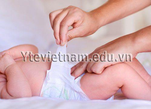Mẹo hay chữa hăm tã cho trẻ mà mẹ chưa biết