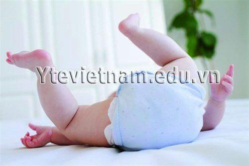 Mẹo hay chữa hăm tã cho trẻ