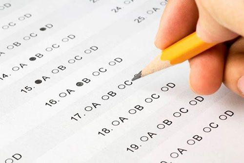 Bày cách làm bài thi trắc nghiệm THPT quốc gia
