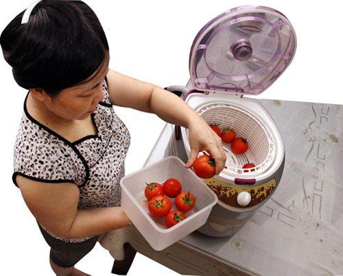 Sai lầm khi sử dụng Ozon trong làm sạch thực phẩm.