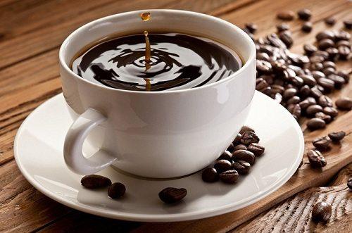 trẻ em không nên uống cafe