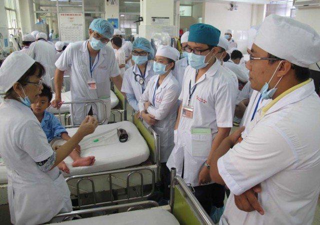 Đào tạo bác sĩ ngàng Y theo hướng đánh giá năng lực