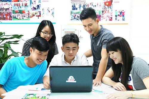 sinh viên học online