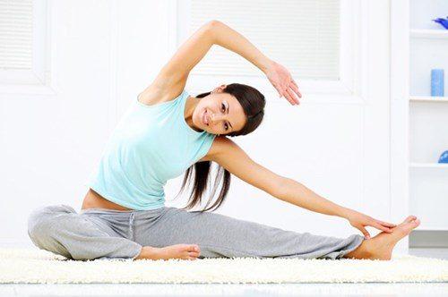 Không thường xuyên tập thể dục sẽ khiến mỡ tích tụ nhiều hơn