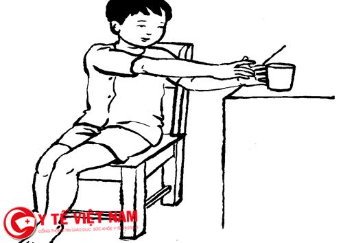 Bài tập chữa vẹo cột sống