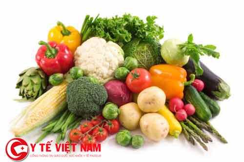 Trái cây, rau, đậu chứa nhiều thành phần dinh dưỡng tốt cho sức khỏe