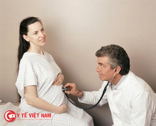 Khi mang bầu cần phải nhớ cuộc hẹn với bác sĩ để kiểm tra sức khỏe