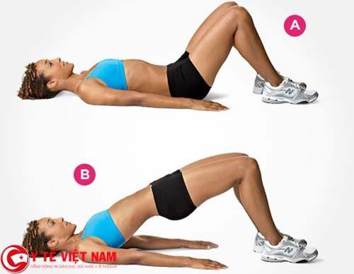 Bài tập kéo giãn cơ giúp điều trị gai cột sống
