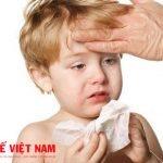 Trẻ nhỏ rất dễ mắc phải bệnh hen suyễn
