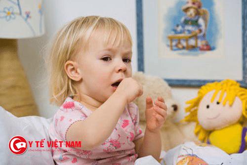 Bệnh hô hấp chiếm 70% ở trẻ