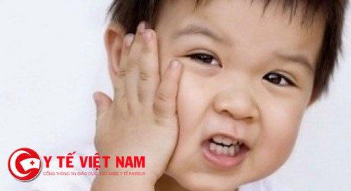 Bệnh quai thường gặp ở trẻ từ 5-15 tuổi
