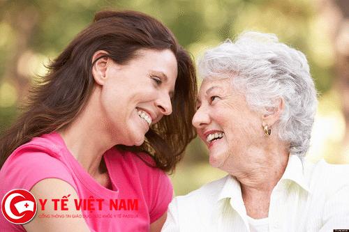 Bệnh suy tim thường xảy ra ở người già.