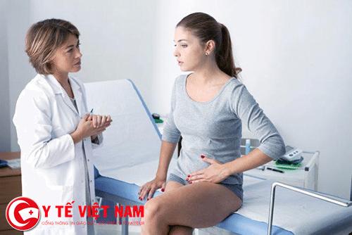 Bệnh u xơ tử cung.