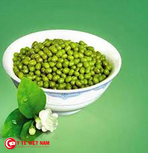 Đậu xanh là một trong những thực phẩm đánh tan mỡ thừa tốt nhất