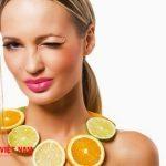 Căng da mặt từ các loại trái cây thiên nhiên