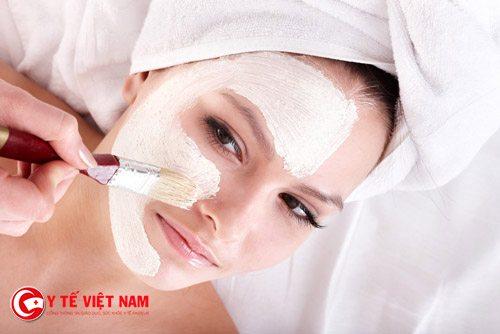 Căng da mặt từ các sản phẩm thiên nhiên