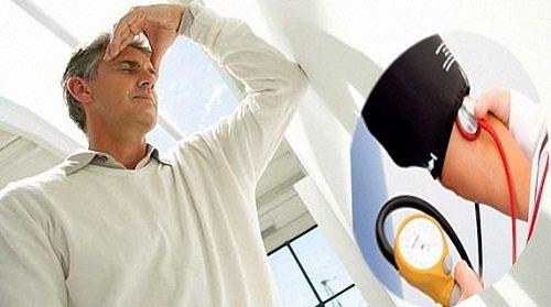 Cao huyết áp ảnh hưởng nhiều đến công việc và sức khỏe người bệnh