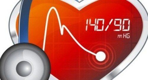 140/90mmHg được coi là chỉ số của người cao huyết áp