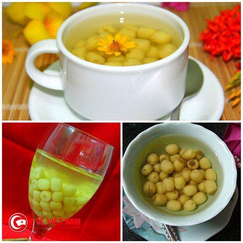 Chè hạt sen món rất ngon, bổ dưỡng và giúp cho cơ thể khỏe mạnh, chống lại vi khuẩn gây bệnh