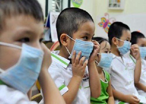 Bệnh cúm A H1N1 nên thận trọng khi thời tiết giao mùa