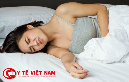 Làm thế nào khi bị đau bụng kinh