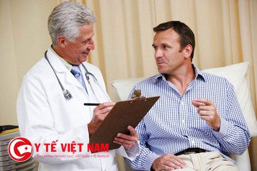 Đi tiểu đau, tiểu buốt, tiểu dắt và ngứa ngáy ở dọc niệu đạo