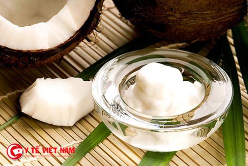 Công thức làm đẹp từ dầu dừa và sữa chua