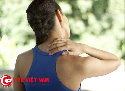Bệnh gai cột sống thường xuất hiện ở lưng và cổ