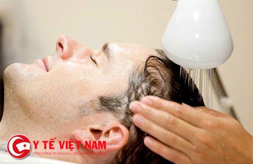 Thường xuyên gội đầu đế giúp phòng ngừa tóc và giữ cho da đầu sạch sẽ