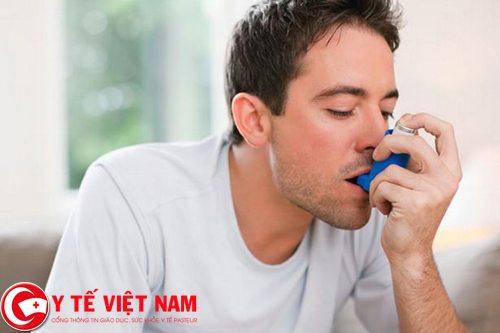 Đối tượng nào cũng có thể mắc phải bệnh hen suyễn