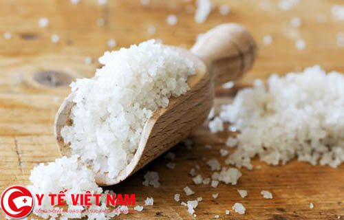 Người bị bệnh hen suyễn không nên ăn nhiều muối