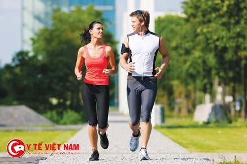 Người mắc bệnh lậu cần thường xuyên luyện tập thể dục