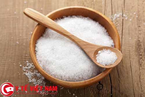 Người bị ung thư gan không nên ăn nhiều muối