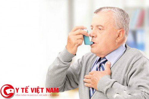 Bệnh viêm mũi dị ứng là bệnh liên quan đến đường hô hấp của người già