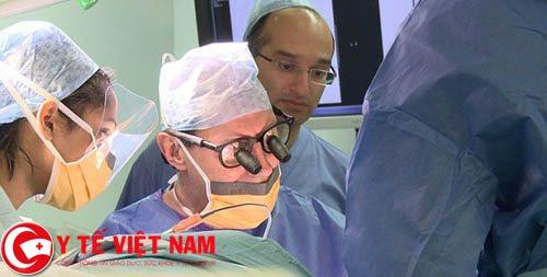 Phẫu thuật điều trị bệnh ung thư xương