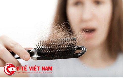 Chị em phụ nữ thường rụng tóc nhiều vào mùa thu