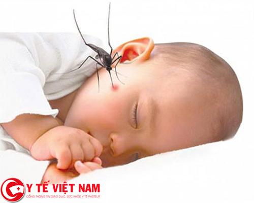 Dấu hiệu nhận biết bệnh sốt rét ở trẻ em