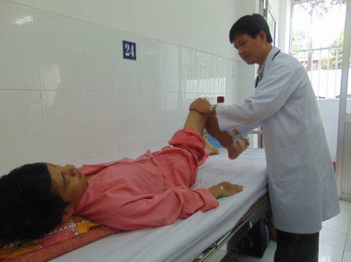 Khi bị thoái hóa khớp gối cần được điều trị kịp thời