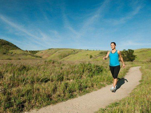 Đi bộ đúng cách mới giúp bạn khỏe mạnh