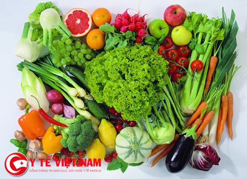 Thực phẩm từ thiên nhiên tốt cho bệnh u xơ tử cung.